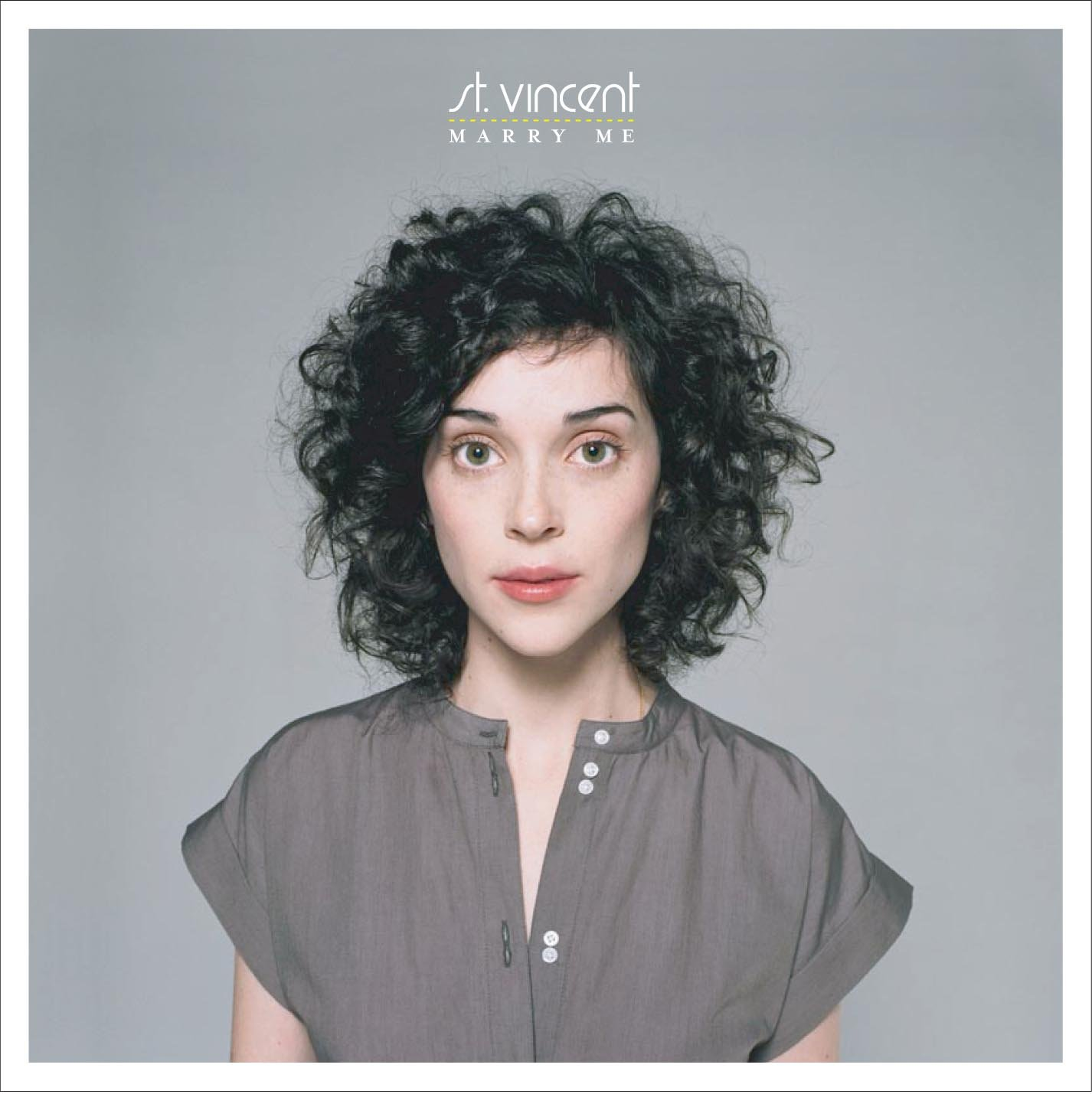 St Vincent - Marry Me