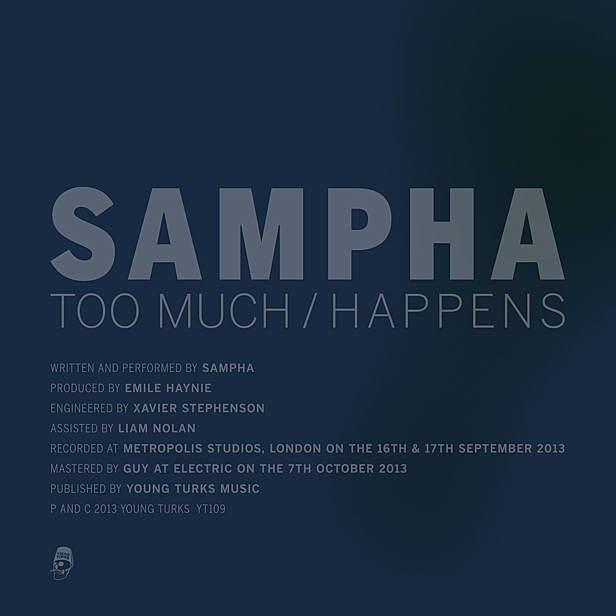 Sampha - Too Much